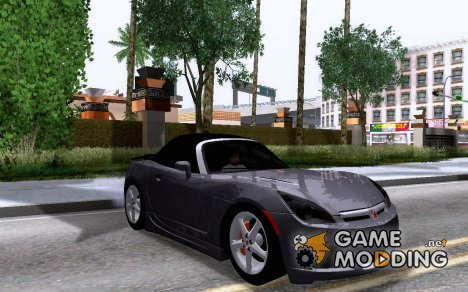 Saturn Sky Red Line 2007 v1.0 for GTA San Andreas