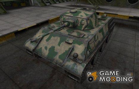 Скин для немецкого танка VK 28.01 для World of Tanks