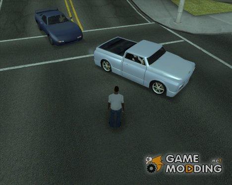 Real Traffic Fix для GTA San Andreas