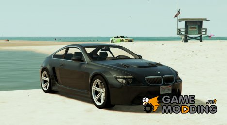 BMW M6 E63 for GTA 5