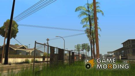 San Andreas Remastered для GTA San Andreas