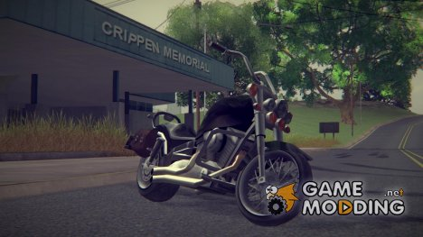 Freeway Cruiser Final для GTA San Andreas