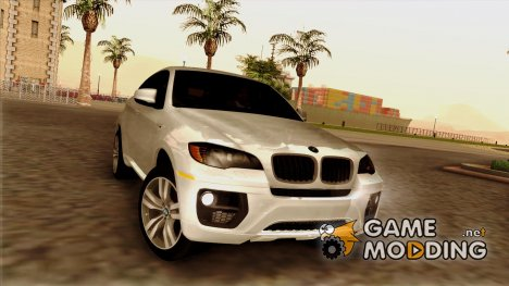BMW X6 M 2013 Final for GTA San Andreas