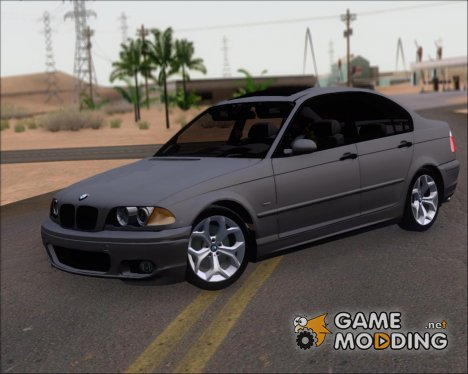 BMW 320 e46 Sedan for GTA San Andreas