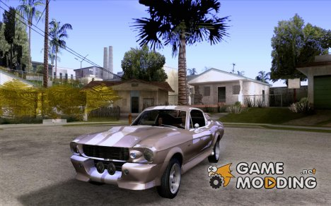 Ford Shelby GT500 Eleanor for GTA San Andreas