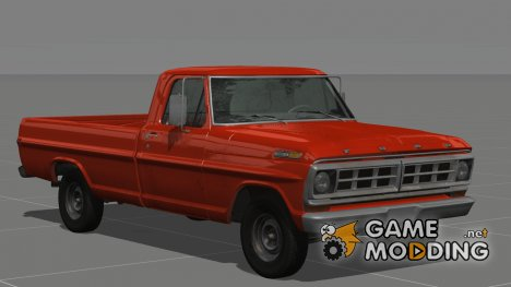 Ford F-100 1973 for BeamNG.Drive