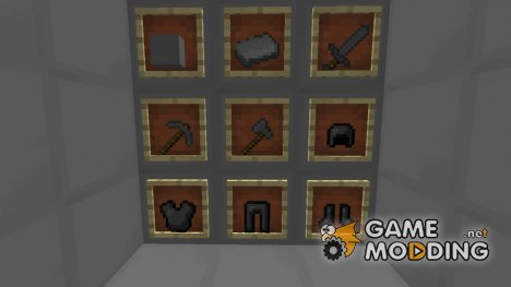 Steel Mod for Minecraft