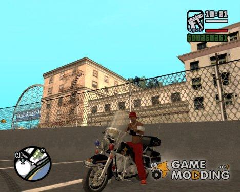 Pack Moto для GTA San Andreas
