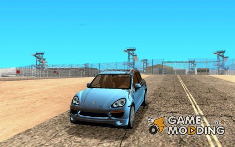 Porsche Cayenne 958 2010 V1.0 for GTA San Andreas
