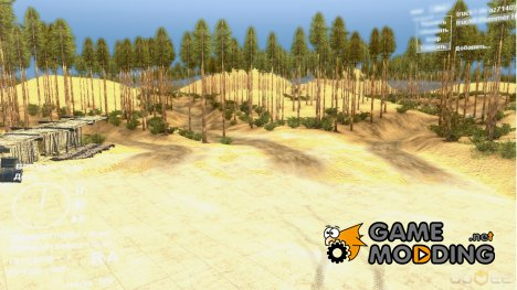 Nowhere для Spintires DEMO 2013