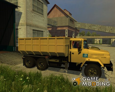 КрАЗ 65055 v3.0 for Farming Simulator 2013