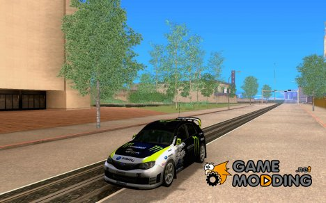 Subaru Impreza Gymkhana for GTA San Andreas