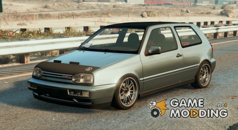 DTD Styled 1998 Volkswagen Golf VR6 Highline 1.0a for GTA 5
