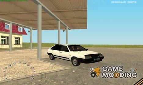 МодПак для сервера Южный Парк v.3 for GTA San Andreas