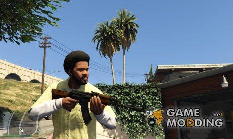 AK-74 for GTA 5