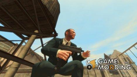 HK UZI for GTA 4