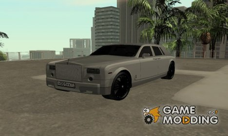 Rolls-Royce Phantom для GTA San Andreas