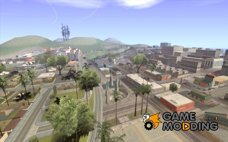 Очиститель for GTA San Andreas