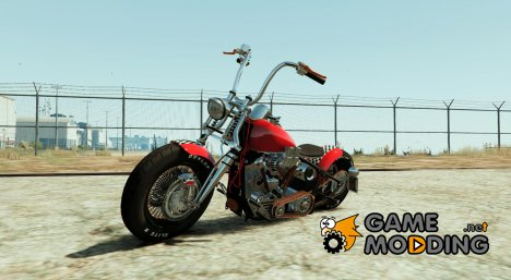 Harley-Davidson Knucklehead for GTA 5