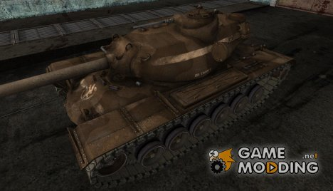 Шкурка для T110E5 for World of Tanks