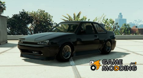 The Evil Futo - Bodykit for GTA 5