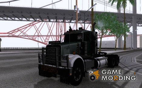 Western Star 4900 for GTA San Andreas