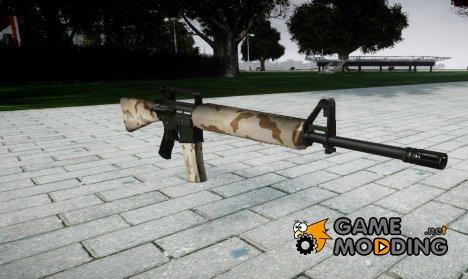 M16A2 Sahara для GTA 4