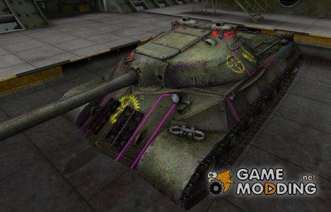 Контурные зоны пробития ИС-3 for World of Tanks