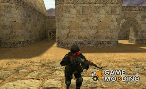 Umbrella GIGN для Counter-Strike 1.6