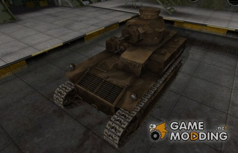 Скин в стиле C&C GDI для T2 Medium Tank for World of Tanks