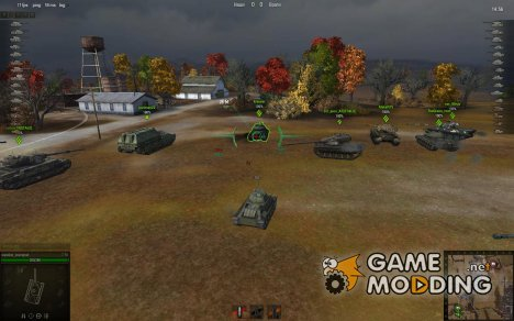 Прицелы World of Tanks for World of Tanks