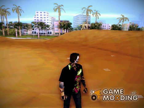 Jaggalo Skin 6 для GTA Vice City