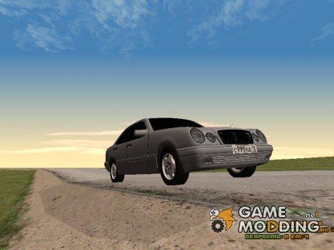 Mercedes-Benz e420 for GTA San Andreas