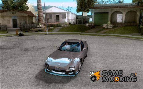 Mazda RX7 2002 FD3S SPIRIT-R (Type RS) for GTA San Andreas