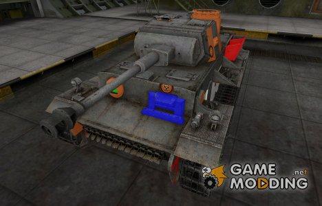 Качественный скин для VK 36.01 (H) для World of Tanks