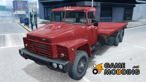 КрАЗ 250 v1.0 for GTA 4