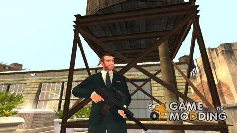 HK G36C v.2 для GTA 4