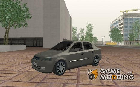 Opel Astra 1.6 TDi для GTA San Andreas