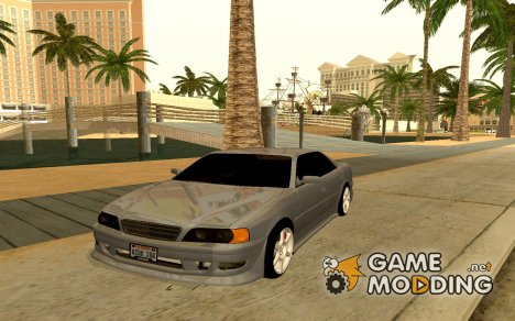 Toyota Chaser Tourer V Stock V2.5 1999 for GTA San Andreas