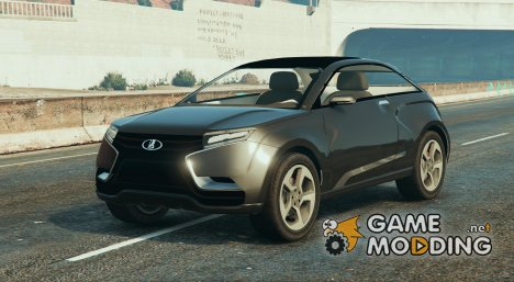 Lada XRAY for GTA 5
