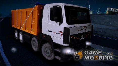 МАЗ 6430 for GTA San Andreas