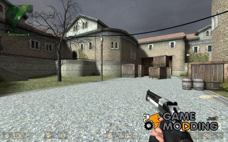 new customized deagle для Counter-Strike Source