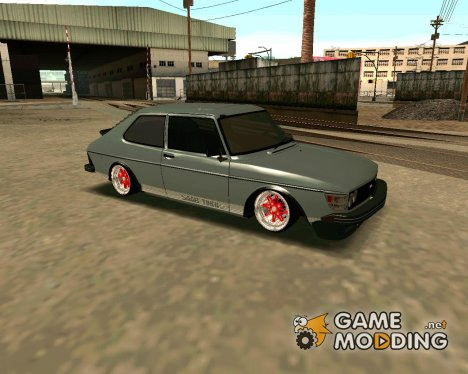 Saab 99 Turbo Stance for GTA San Andreas