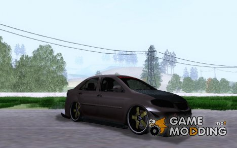 Toyota Vios Extreme Edition for GTA San Andreas