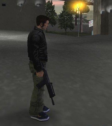 Пак отечественного оружия для GTA 3