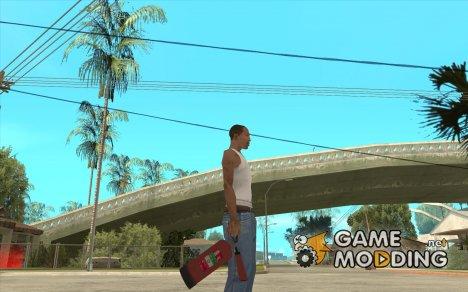 Огнетушитель из GTA 4 for GTA San Andreas