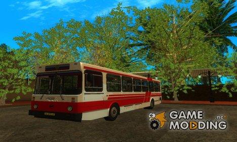 ЛиАЗ 5256.00 Скин-пак 2 для GTA San Andreas