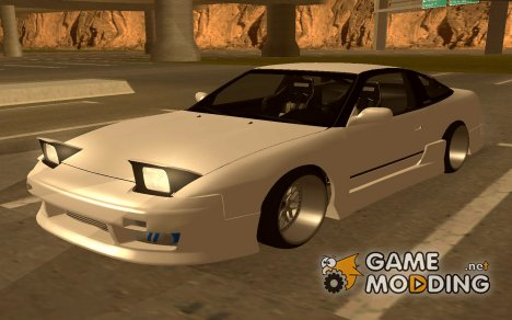 Nissan 240sx Blister for GTA San Andreas