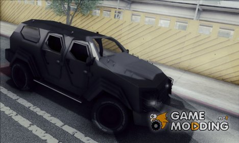 Gurkha LAPV for GTA San Andreas