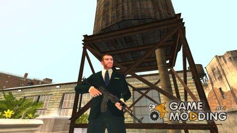 AK47 v.7 для GTA 4